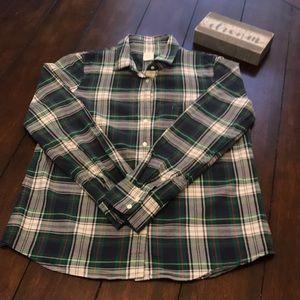J.Crew The Boyfreind Shirt